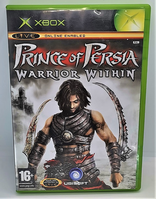 Prince of Persia: Warrior Within for Microsoft Xbox