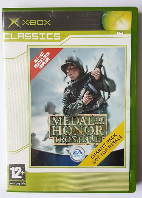 Medal of Honor: Frontline for Microsoft Xbox