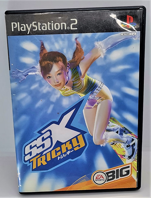 SSX Tricky for Sony PlayStation 2 PS2