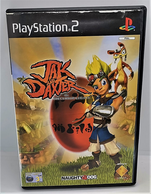 Jak and Daxter: The Precursor Legacy for Sony PlayStation 2 PS2