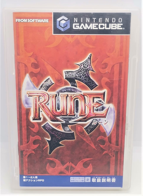 Rune for Nintendo GameCube