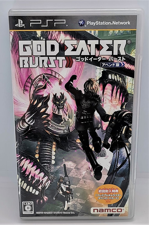 God Eater Burst for Sony PlayStation Portable PSP