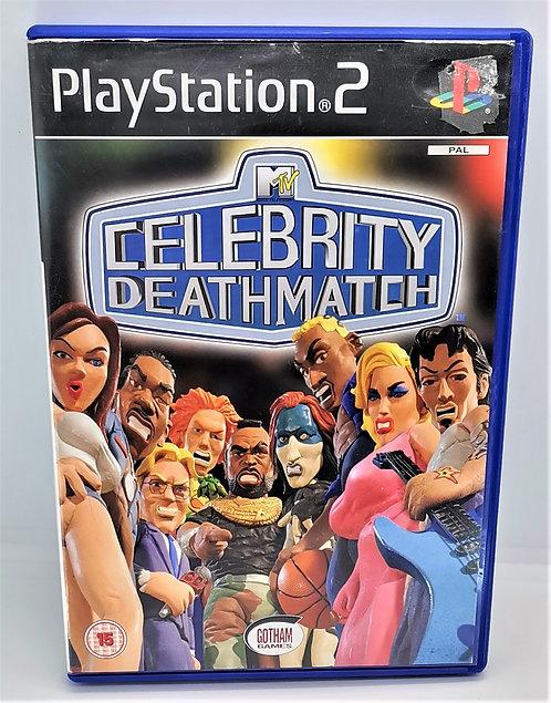 MTV Celebrity Deathmatch for Sony PlayStation 2 PS2