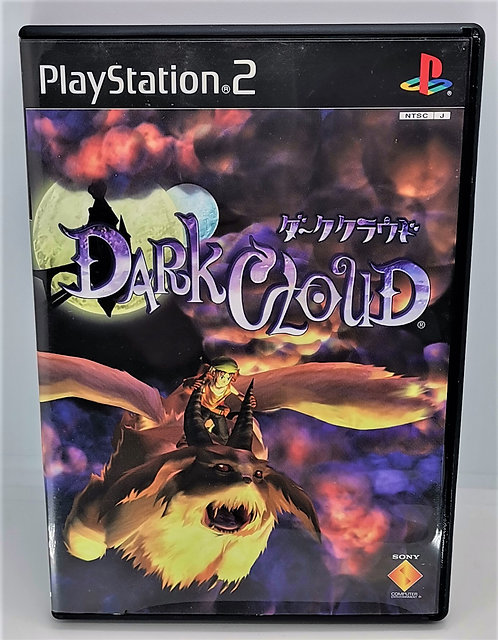 Dark Cloud for Sony PlayStation 2 PS2