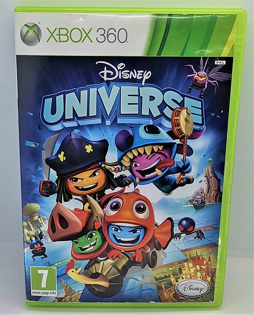 Disney Universe for Microsoft Xbox 360