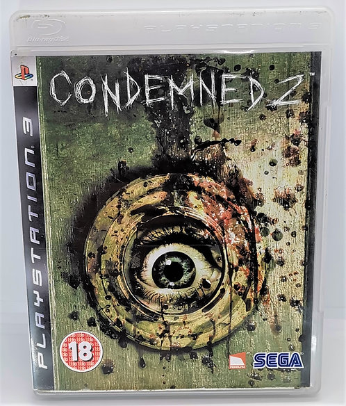 Condemned 2 for Sony PlayStation 3 PS3