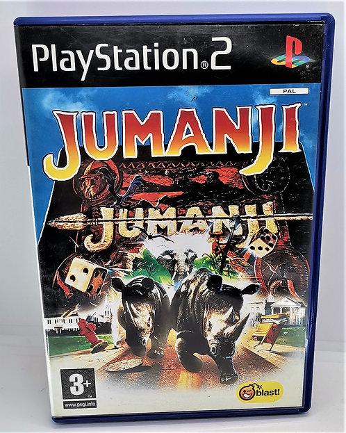 Jumanji for Sony PlayStation 2 PS2