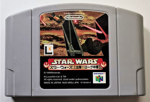 Star Wars: Rogue Squadron for Nintendo N64