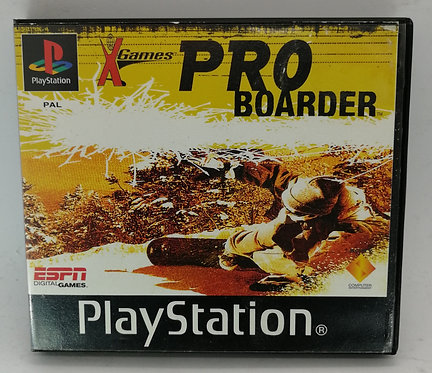 X-Games: Pro Boarder (Rental Version) for Sony PlayStation PS1