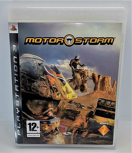MotorStorm for Sony PlayStation 3 PS3