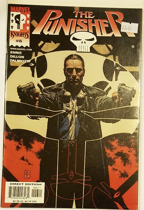 Punisher Vol 5 Issue #6