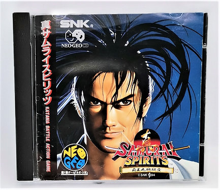 Samurai Spirits for Neo-Geo CD