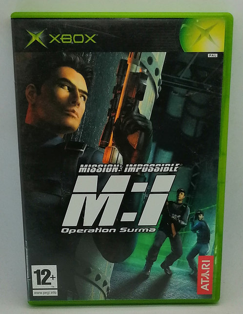 Mission: Impossible – Operation Surma for Microsoft Xbox