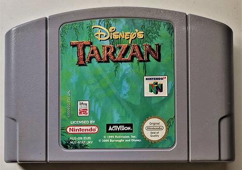 Disney's Tarzan for Nintendo N64