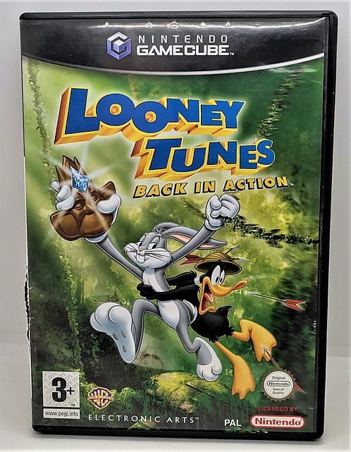 Looney Tunes: Back in Action for Nintendo GameCube