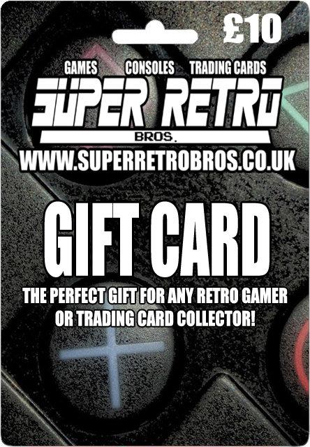 Gift Card - £10