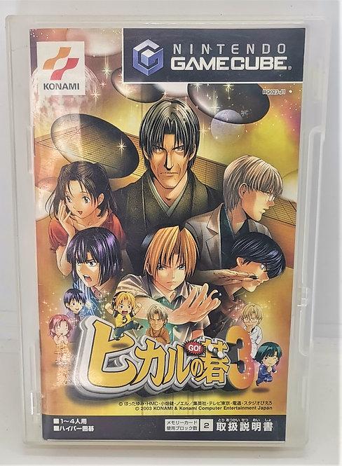Hikaru no Go 3 for Nintendo GameCube