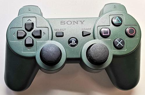 Sony PlayStation 3 PS3 Sixaxis Controller (Metallic Grey)