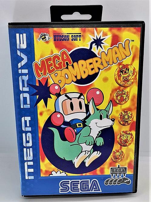 Mega Bomberman for Sega Mega Drive