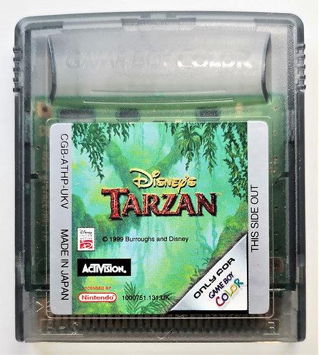 Disney's Tarzan for Nintendo Game Boy Color