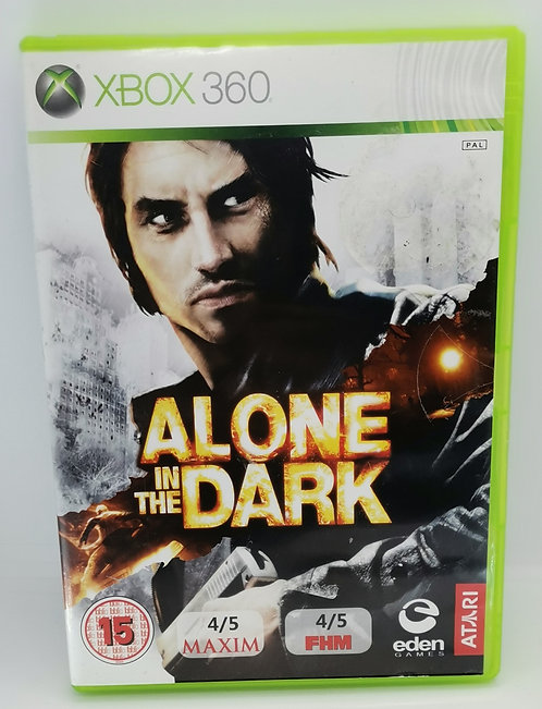 Alone in the Dark for Microsoft Xbox 360