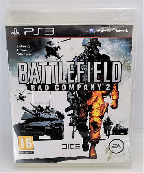 Battlefield: Bad Company 2 for Sony PlayStation 3 PS3