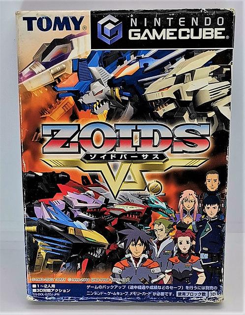 Zoids VS for Nintendo GameCube