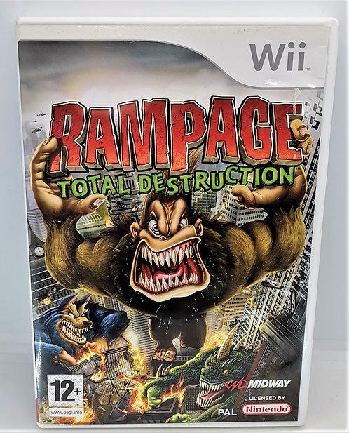 Rampage: Total Destruction for Nintendo Wii