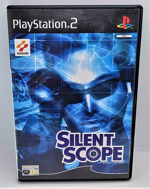 Silent Scope for Sony PlayStation 2 PS2