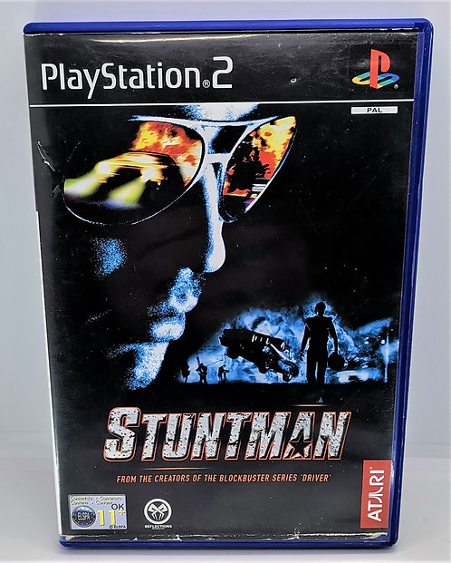 Stuntman for Sony PlayStation 2 PS2