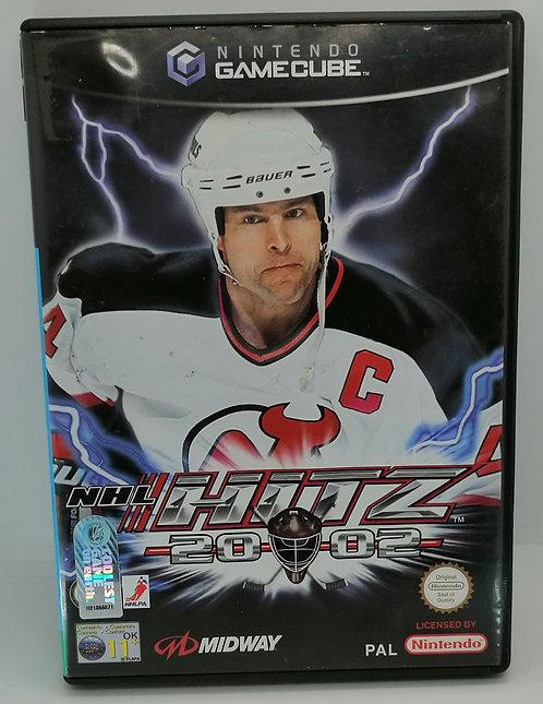 NHL Hitz 2002 for Nintendo GameCube