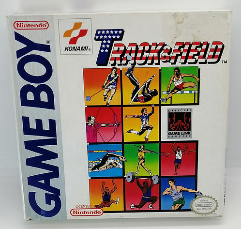 Track & Field for Nintendo Game Boy
