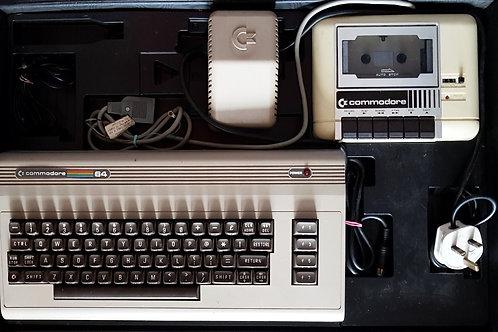Commodore 64 C64 Console
