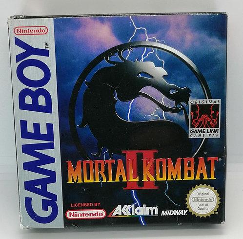 Mortal Kombat II (2) for Nintendo Game Boy