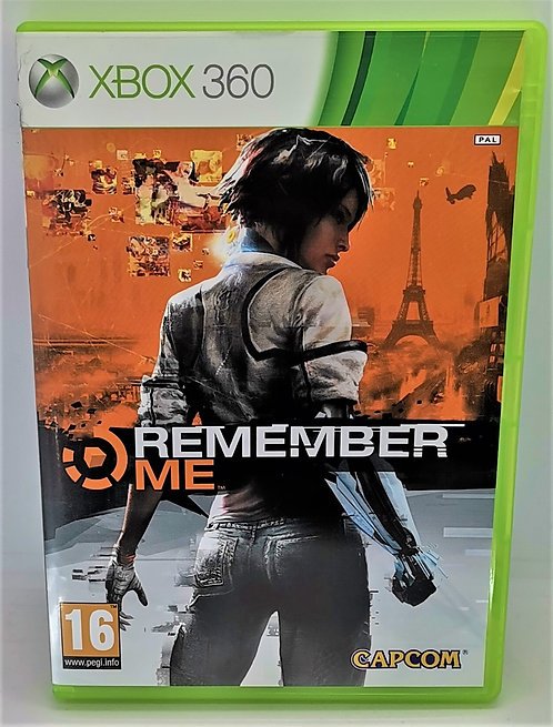 Remember Me for Microsoft Xbox 360