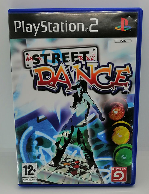 Street Dance for Sony PlayStation 2 PS2