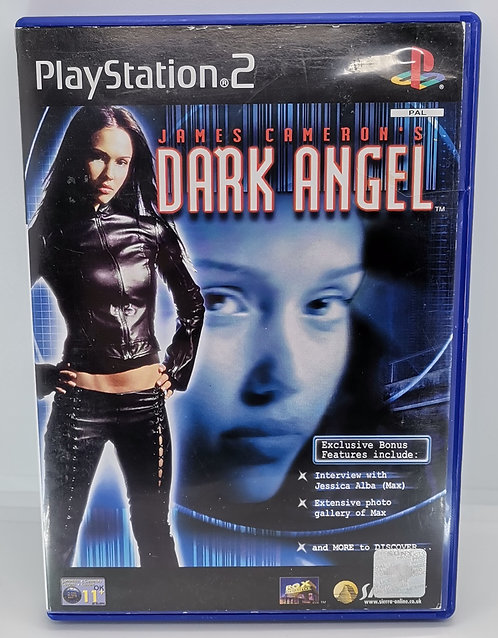 Dark Angel for Sony PlayStation 2 PS2