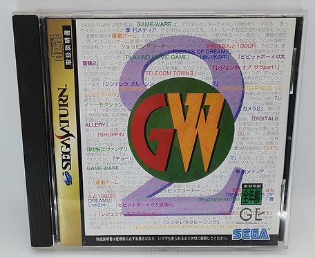 Game-Ware Vol.2 for Sega Saturn
