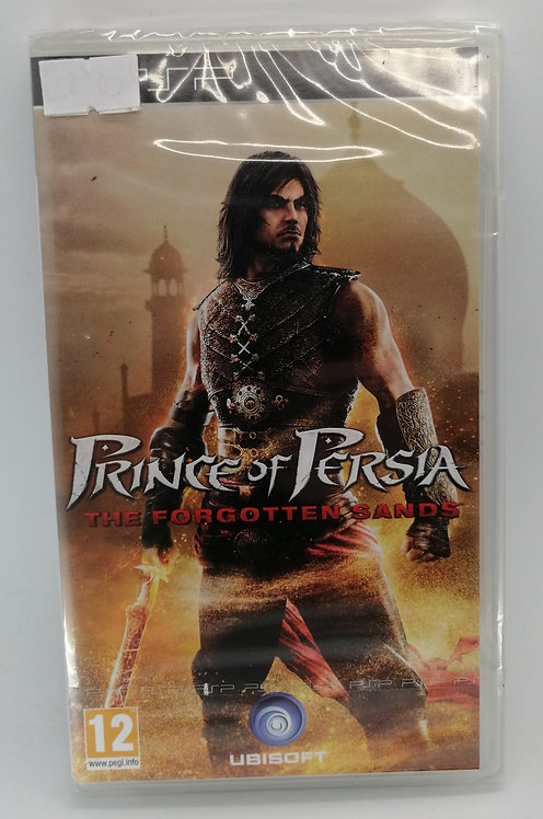 Prince of Persia: The Forgotten Sands for Sony PlayStation Portable PSP