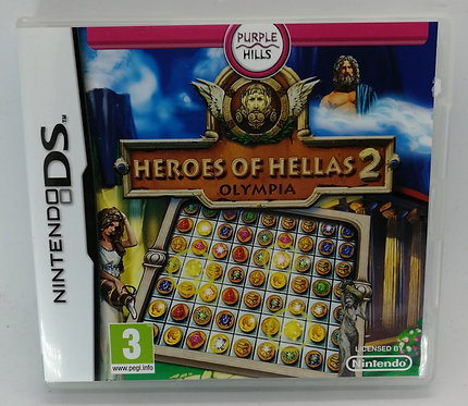Heroes of Hellas 2: Olympia for Nintendo DS