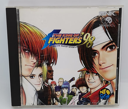 The King of Fighters '98: Dream Match Never Ends for Neo-Geo CD