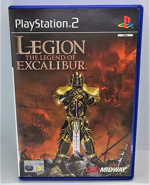 Legion: The Legend of Excalibur for Sony PlayStation 2 PS2
