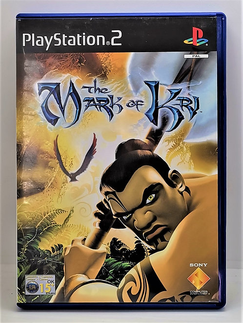 The Mark of Kri for Sony PlayStation 2 PS2