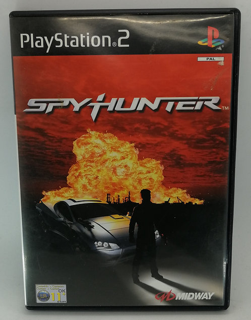 SpyHunter for Sony PlayStation 2 PS2