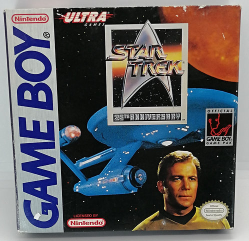 Star Trek: 25th Anniversary for Nintendo Game Boy