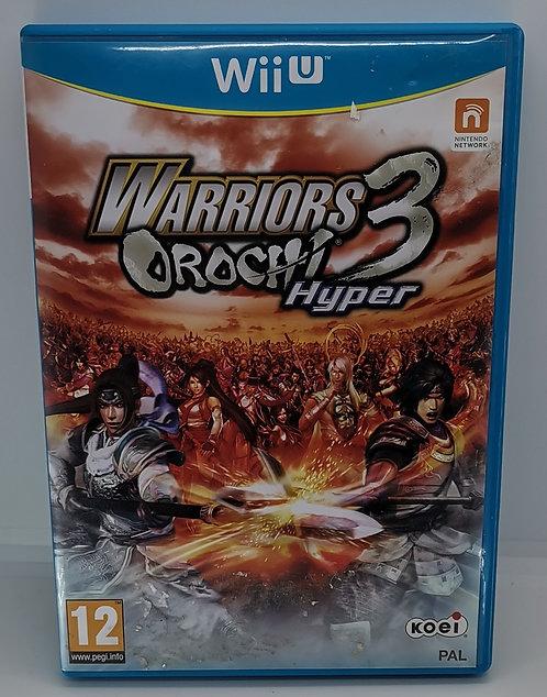 Warriors Orochi 3 Hyper for Nintendo Wii U