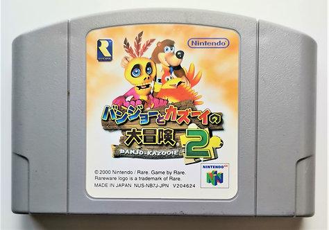 Banjo-Tooie for Nintendo N64