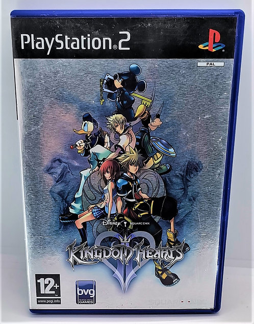 Kingdom Hearts II (2) for Sony PlayStation 2 PS2