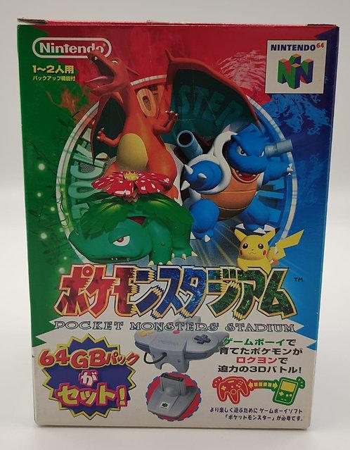 Pocket Monsters Stadium for Nintendo N64