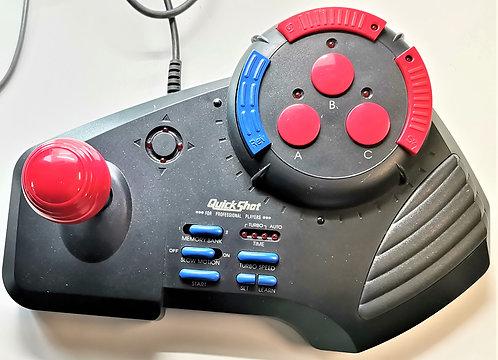 Quickshot Conqueror 3 QS-185 Arcade Stick for Sega Mega Drive